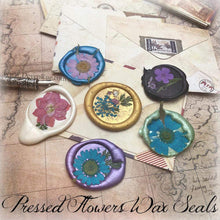 Load image into Gallery viewer, Real Wildflowers Wax Seals Props Deven Rue