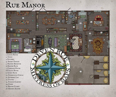 Rue Manor Map Pack Map Downloads Deven Rue