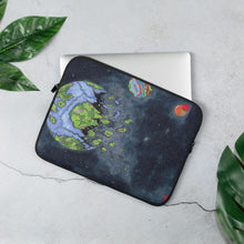 Load image into Gallery viewer, Rue's Revenge Laptop Sleeve 13 in Deven Rue