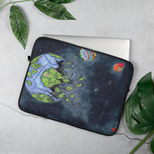 Load image into Gallery viewer, Rue's Revenge Laptop Sleeve 15 in Deven Rue
