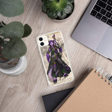 Load image into Gallery viewer, Rue the Cartographer iPhone Case iPhone 11 Deven Rue