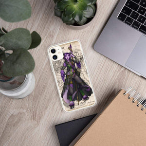 Rue the Cartographer iPhone Case iPhone 11 Deven Rue