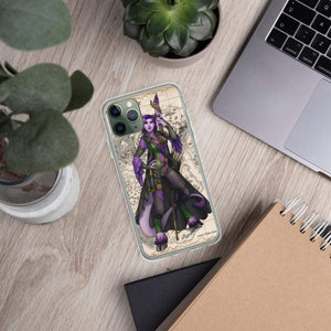 Rue the Cartographer iPhone Case iPhone 11 Pro Deven Rue