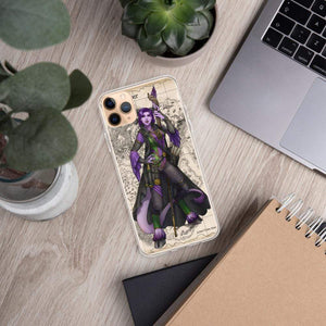 Rue the Cartographer iPhone Case iPhone 11 Pro Max Deven Rue