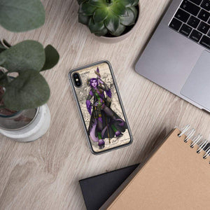 Rue the Cartographer iPhone Case iPhone X/XS Deven Rue