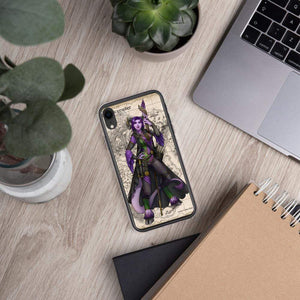 Rue the Cartographer iPhone Case iPhone XR Deven Rue