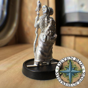 Rue the Cartographer Mini Gaming Accessories Deven Rue