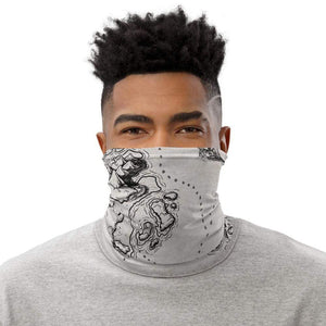 Sailing Into the Unknown Neck Gaiter Deven Rue