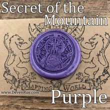 Load image into Gallery viewer, Secret on the Mountain Wax Seals Props Deven Rue