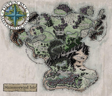 Shimmerwind VTT Map Pack Map Downloads Deven Rue