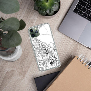 Ship Graveyard iPhone Case Case iPhone 11 Pro Deven Rue