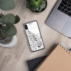 Ship Graveyard iPhone Case Case iPhone X/XS Deven Rue