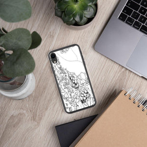 Ship Graveyard iPhone Case Case iPhone XR Deven Rue