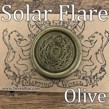 Load image into Gallery viewer, Solar Flare Wax Seals Props Deven Rue