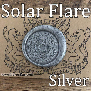 Solar Flare Wax Seals Props Deven Rue