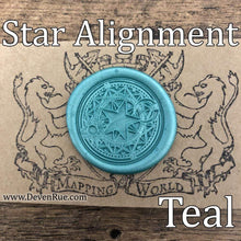 Load image into Gallery viewer, Star Alignment Wax Seals Props Deven Rue