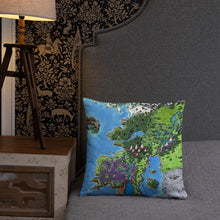 Load image into Gallery viewer, Starfall Pillows Pillow 18×18 Deven Rue