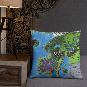 Starfall Pillows Pillow 22×22 Deven Rue