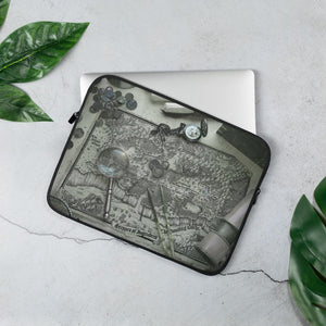 Steppes of Augrudeen Photography Laptop Sleeve Laptop Sleeve 13 in Deven Rue