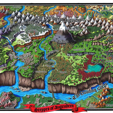 Load image into Gallery viewer, Steppes of Augrudeen VTT Map Pack Map Downloads Deven Rue