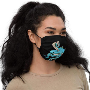 Tangled Octopus Face Mask Deven Rue