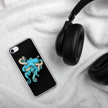 Load image into Gallery viewer, Tangled Octopus iPhone Case iPhone SE Deven Rue