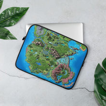 Load image into Gallery viewer, Taur'Syldor Laptop Sleeve Laptop Sleeve 13 in Deven Rue