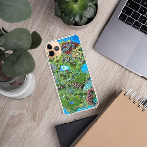 Taur'Syldor Map iPhone Case Case iPhone 11 Pro Max Deven Rue