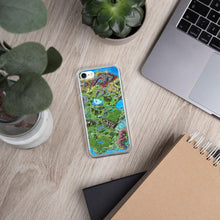 Load image into Gallery viewer, Taur'Syldor Map iPhone Case Case iPhone SE Deven Rue