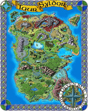 Load image into Gallery viewer, Taur'Syldor Map Pack Map Downloads Deven Rue