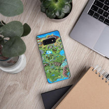Load image into Gallery viewer, Taur'Syldor Map Samsung Case Case Samsung Galaxy S10e Deven Rue