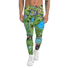 Load image into Gallery viewer, Taur'Syldor Men's Leggings XS Deven Rue