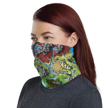 Load image into Gallery viewer, Taur'Syldor Neck Gaiter Deven Rue