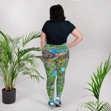 Load image into Gallery viewer, Taur'Syldor Plus Size Leggings Deven Rue