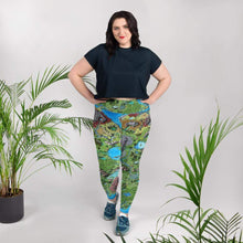 Load image into Gallery viewer, Taur'Syldor Plus Size Leggings 2XL Deven Rue