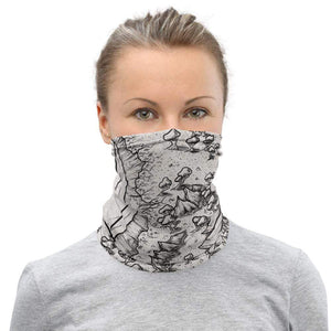 The Broken Neck Gaiter Deven Rue