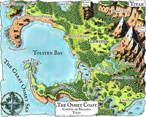 The Osmet Coast Map Pack Map Downloads Deven Rue