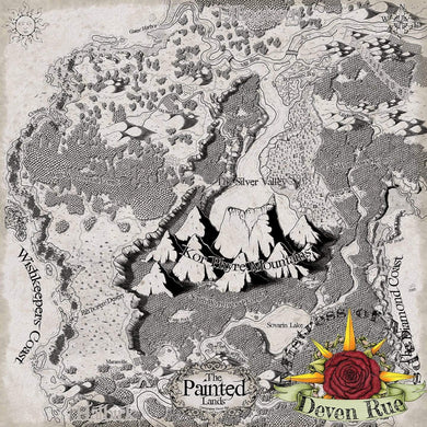 The Painted Lands Prop Map Prop Maps Deven Rue