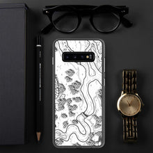Load image into Gallery viewer, The Winding River Samsung Case Case Samsung Galaxy S10+ Deven Rue