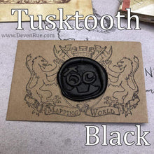 Load image into Gallery viewer, Tusktooth Wax Seals Props Deven Rue
