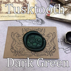 Tusktooth Wax Seals Props Deven Rue