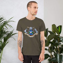 Load image into Gallery viewer, Valor Glory Honor Short-Sleeve Unisex T-Shirt Army / S Deven Rue
