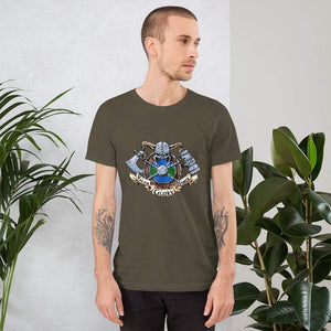 Valor Glory Honor Short-Sleeve Unisex T-Shirt Army / S Deven Rue