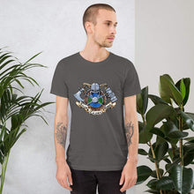 Load image into Gallery viewer, Valor Glory Honor Short-Sleeve Unisex T-Shirt Asphalt / S Deven Rue