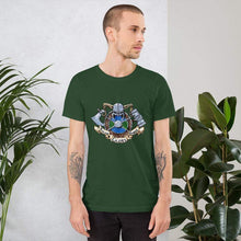 Load image into Gallery viewer, Valor Glory Honor Short-Sleeve Unisex T-Shirt Forest / S Deven Rue