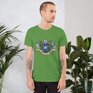 Valor Glory Honor Short-Sleeve Unisex T-Shirt Leaf / S Deven Rue