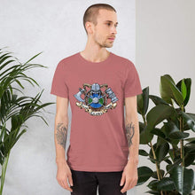 Load image into Gallery viewer, Valor Glory Honor Short-Sleeve Unisex T-Shirt Mauve / S Deven Rue
