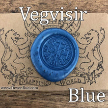 Load image into Gallery viewer, Vegvisir Wax Seals Props Deven Rue