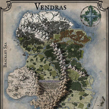 Load image into Gallery viewer, Vendras VTT Map Pack Map Downloads Deven Rue
