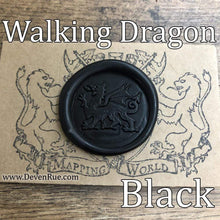 Load image into Gallery viewer, Walking Dragon Wax Seals Props Deven Rue